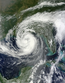 Photo courtesy of NASA Goddard MODIS Rapid Response Team