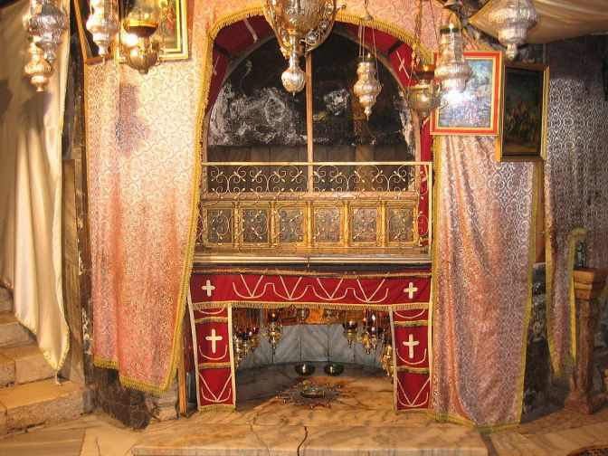 Church of the Nativity Grotto
