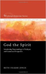 God the Spirit book