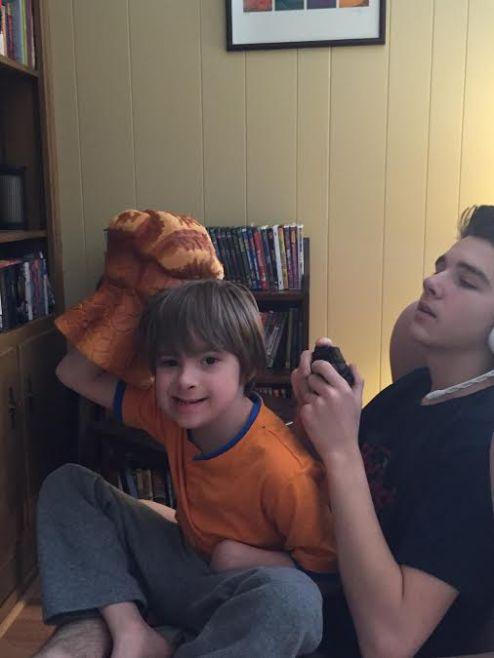 Sean and Luke video games
