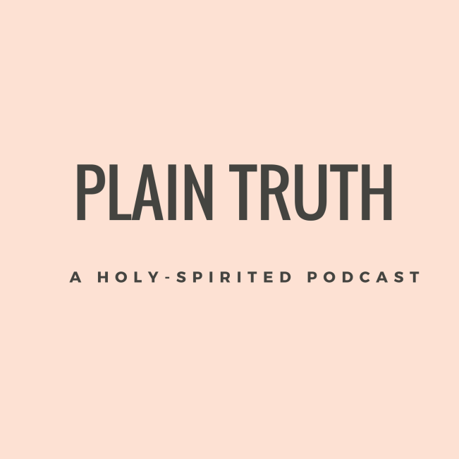 Plain truth logo