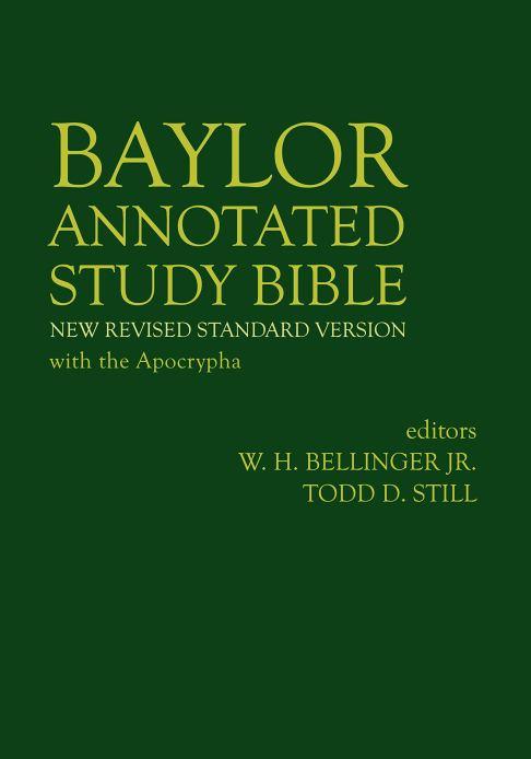 Baylor Study Bible